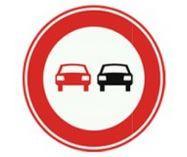verkeersborden overige geboden en verboden