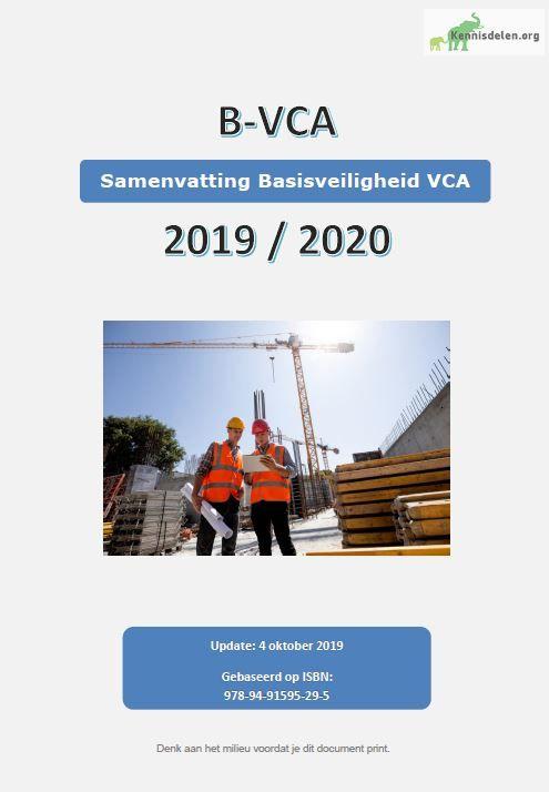 samenvatting basisveiligheid VCA