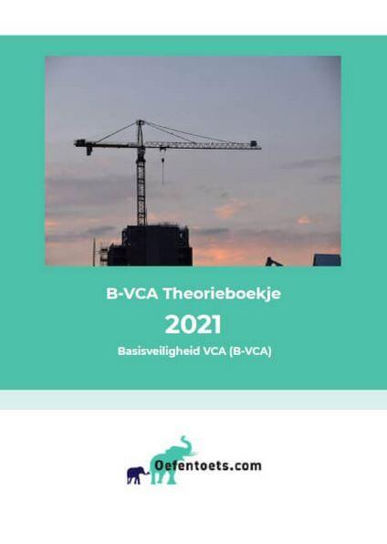 B-VCA theorieboekje